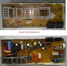 Ремонт модулей стиральных машин