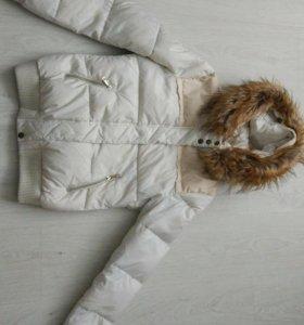 Куртка женская, пуховик