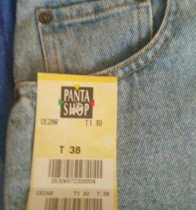 Импортные новые джинсы
