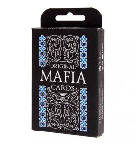 «Мафия: Карты», настольная игра (новая)