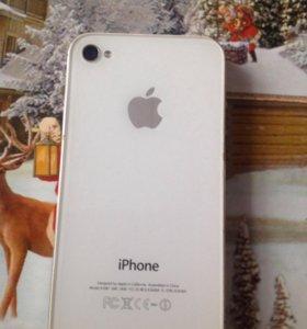 Продам айфон 4s 16