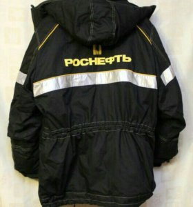 Куртка зимняя теплая новая