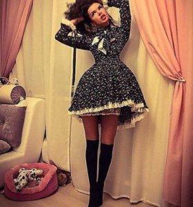 Платье хлопок 👗😻