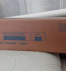 T-1640E TOSHIBA картридж