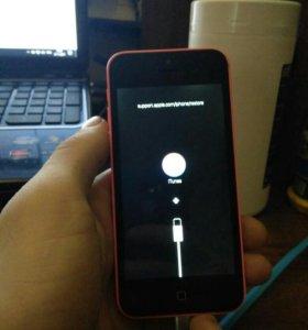 iPhone разбор