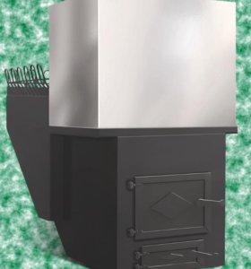 """Печь для бань """"Тепло-1 Эконом""""."""