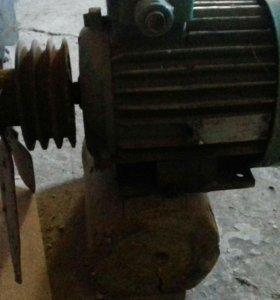 Электро двигатель 2.2 квт