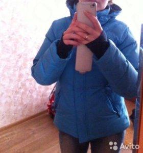 Куртка зимняя мембрана