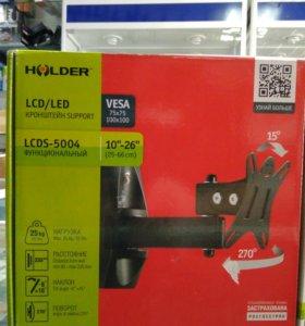 Тв кронштейн Holder LCDS-5004