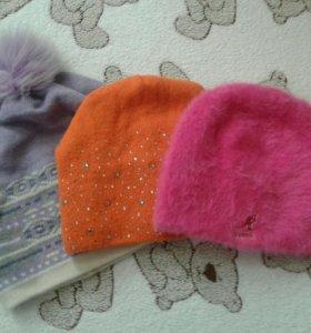 Шапки и перчатки женские