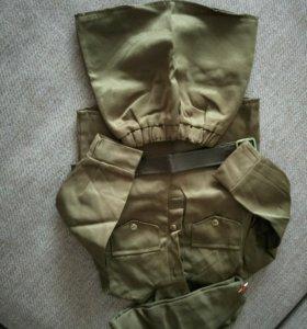 Продам костюм на 9 мая на малышку!!!