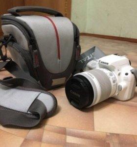 Фотоаппарат Canon EOS 100D 18-55DC White Kit