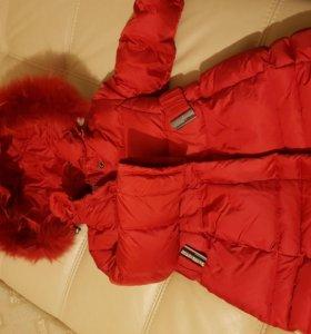 Новый зимний костюм для девочки фирмы L3V