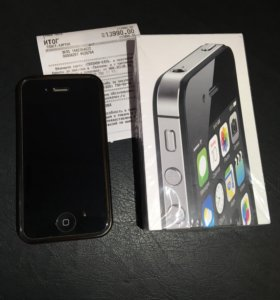 iPhone 4S, 8Gb, black