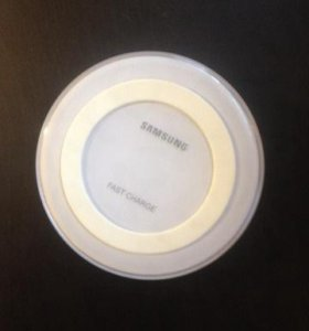 Беспроводное зарядное Samsung EP-PN920 White