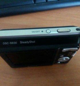 Sony Cyber-shot DSC-S930 10MPx Настоящий цифровой