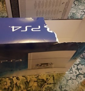 PlayStation 4 на 500 Gb