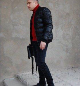 Новая мужская куртка (еврозима)