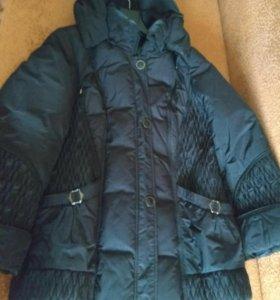 Куртка женская,теплая,54 размер