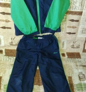 Спортивный костюм р.116