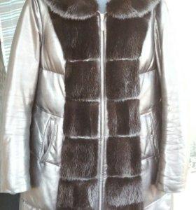 Куртка  р-р 48