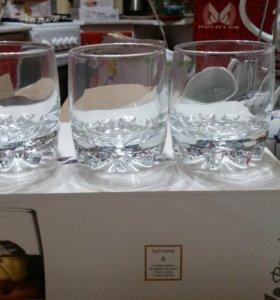 Набор стаканов из 6 штук.