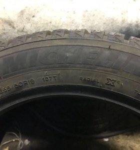 Зимние шины Michelin 255/50R19
