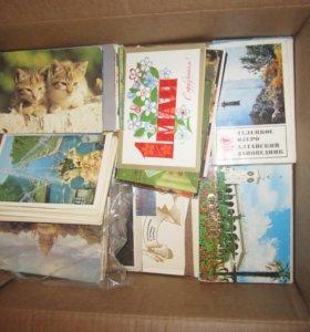 Открытки,конверты,календари.
