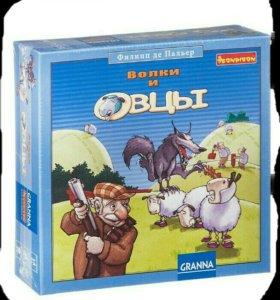 Настольная игра Bondibon. Новая!