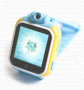 GW1000 с камерой Wonlex голубые