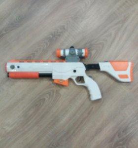 Пистолет на Xbox 360