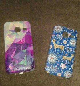Чехлы на телефон Samsung Galaxy j 1 mini
