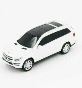 Радиоуправляемая машина MZ Mercedes-Benz Белый GL5
