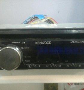 """Автомагнитола """"Kenwood KDC-U31R"""""""