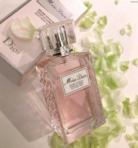 Dior Brume Soyeuse Pour Le Corps Silky Body Mist