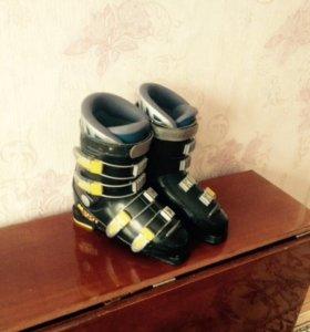 Горнолыжные ботинки 37 размер