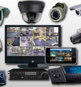 Установка видеонаблюдения в рассрочку + скидка 20%