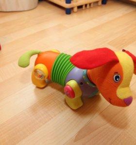 Интерактивная игрушка собачка Фред от Tiny Love