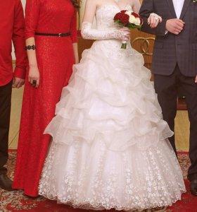 Свадебное платье(СРОЧНО)