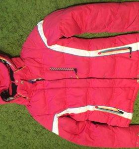 Зимняя куртка спортивная