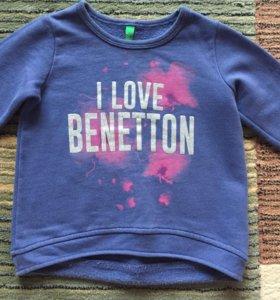Толстовка Benetton