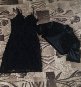 Платье + болеро