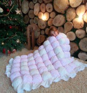 Одеялко бомбон