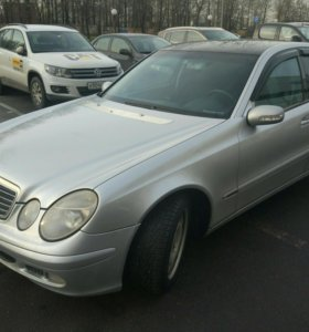 Mercedes e200 , компрессор