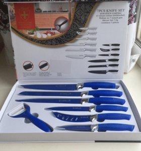 Набор кухонных керамических ножей