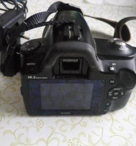 Зеркальный фотоаппарат Sony а230📷