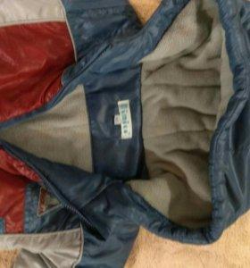 Куртка детская 1г 1,5г.