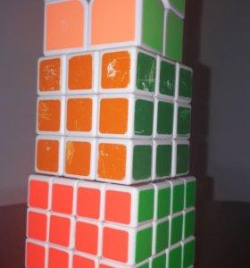 Учитель (Кубик рубика)
