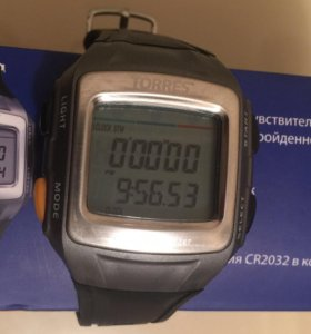 Шагомер-часы-счётчик TORRES SW-200