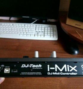 """DJ controller """"DJ Tech I-mix"""""""
